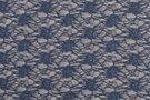 Kant stoffen - NB19/20 12085-007 Kant jeansblauw