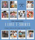 Naaipatronen - I love t-shirts maat 92 - XXL