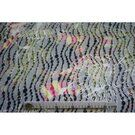 Polyester en lycra - Ptx 960541-61 Rekbaar kant fantasie multi