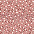 By Poppy - ByPoppy21 8264-014 Tricot cute flowers blush