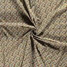 Nieuwe stoffen - Dapper21 15806-026 Katoen bedrukt skulls groen