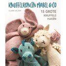 Haak- en breiboeken - Knuffelkonijn Mabel & Co Haken 9999-2536