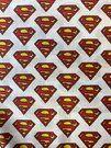 100% Baumwolle - JO 5717-601 Baumwolle Logo Superman