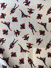 100% Baumwolle - JO 5715-30 Baumwolle Marvel Spiderman