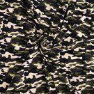 Katoen Tricot - Ptx 21/22 340084-61 Tricot camouflage zwart/wit/groen
