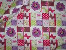 Cotton for Kids stoffen - Cotton for Kids katoen patchwork multi (aanbieding)