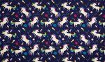 KC1466-009 Jersey Unicorn marineblau