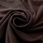 KN19/20 0808-100 Tricot Viny Twill donkerbruin