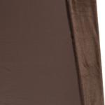 NB20 14370-058 Alpenfleece donkerbruin
