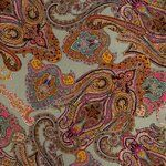 KN20 16829-310 Stretch Cornery Paisley mint