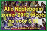 Nooteboom tricots 6,95, rest 25% korting