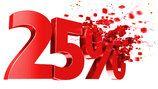 25% Korting Stenzo, Nooteboom & Polytex 2014