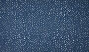 KC1472-003 Tricot dots donkerblauw