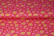 Stenzo19/20 14629-21 Tricot panterprint rood/roze/lime