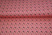 Stenzo19/20 14609-12 French Terry dots roze