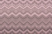 NB 1370-013 Interieur en decoratiestof zigzag roze