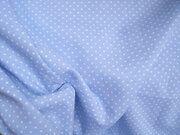 NB 5575-002 Stipjes katoen lichtblauw