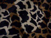 NB 4516-056 Dierenprint banen/vlekken beige/middenbruin/zwart