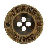 Knoop grijs Jeans-Time 1,8 cm (5542/28)*