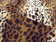 Dierenprint 19 4517-056 (kleine vlekjes ecru/bruin/zwart)