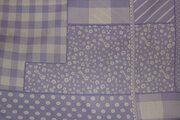 NB 5634-043 Katoen patchwork lila