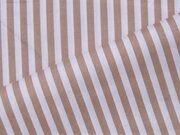 NB 5574-053 Katoen streep beige