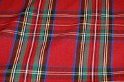 NB 5193-015 Schotse ruit rood