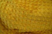 NB 3347-034 Fur Niply okergeel (minky stof)KN 0617-580