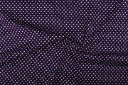 NB 1264-045 Baumwolle Herze dunkelviolett