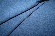 OR8001-007 Organic cotton fleece jeansblauw gemeleerd