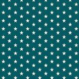 ByPoppy19 4955-023 Katoen little stars zeegroen