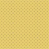 ByPoppy19 5745-006 Tricot Tiny dots maisgeel