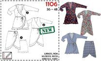 -It's a fits 1106: jurkje, rok - It's a fits 1106: jurkje, rok