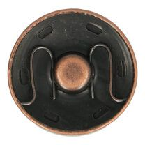 Manteldrukker 30 mm brons 2000-30 - Manteldrukker 30 mm brons 2000-30