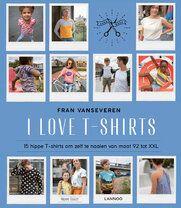 I love t-shirts maat 92 - XXL - I love t-shirts maat 92 - XXL
