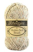 Merino Soft Brush 257 Ecru-Beige 50GR - Merino Soft Brush 257 Ecru-Beige 50GR