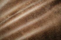 BM 322221-F7-X Interieurstof suedine leatherlook bruin - BM 322221-F7-X Interieurstof suedine leatherlook bruin
