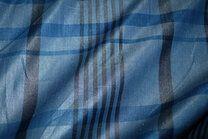 -Ptx 997644-31 Karo etwas Glanz jeansblau - Ptx 997644-31 Karo etwas Glanz jeansblau