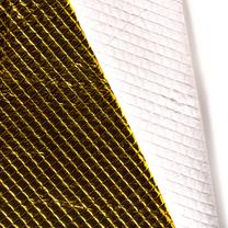 -NB20 13548-035 Doorgestikte stof wieber klein geel - NB20 13548-035 Doorgestikte stof wieber klein geel