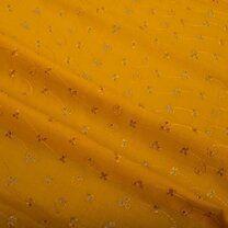 KN 0157-584 Broderie geel - KN 0157-584 Broderie geel