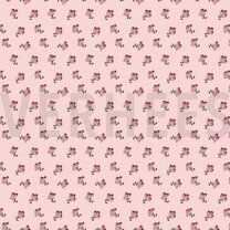 VH20/21 8067-004 Soft sweattricot little flowers roze - VH20/21 8067-004 Soft sweattricot little flowers roze