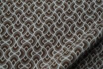 Ptx20/21 419004-22 Tricot jacquard abstract bruin - Ptx20/21 419004-22 Tricot jacquard abstract bruin