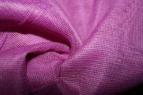 Vi01 Gardinenstoff grob hell violett 2.80 hoch mit Bleiband - Vi01 Gardinenstoff grob hell violett 2.80 hoch mit Bleiband