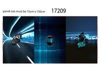 Stenzo21 17209 Jersey Panel Need Speed blau - Stenzo21 17209 Jersey Panel Need Speed blau
