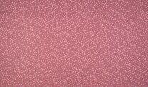KC0517-014 Katoen dots roze - KC0517-014 Katoen dots roze