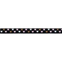 -Ripslint hartje zwart 9mm 22384-000 - Ripslint hartje zwart 9mm 22384-000
