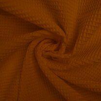 KN 0267-455 Wafeldoek oranje - KN 0267-455 Wafeldoek oranje