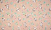K10001-013 Jersey Elephanten dusty rosa - K10001-013 Jersey Elephanten dusty rosa