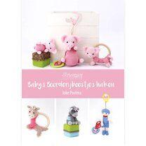 Baby's Boerderijbeestjes Haken 9999-0395 - Baby's Boerderijbeestjes Haken 9999-0395