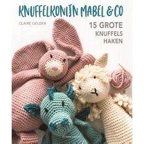 Knuffelkonijn Mabel & Co Haken 9999-2536 - Knuffelkonijn Mabel & Co Haken 9999-2536